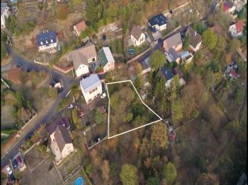 Prodej pozemku 920 m², Ústí nad Labem