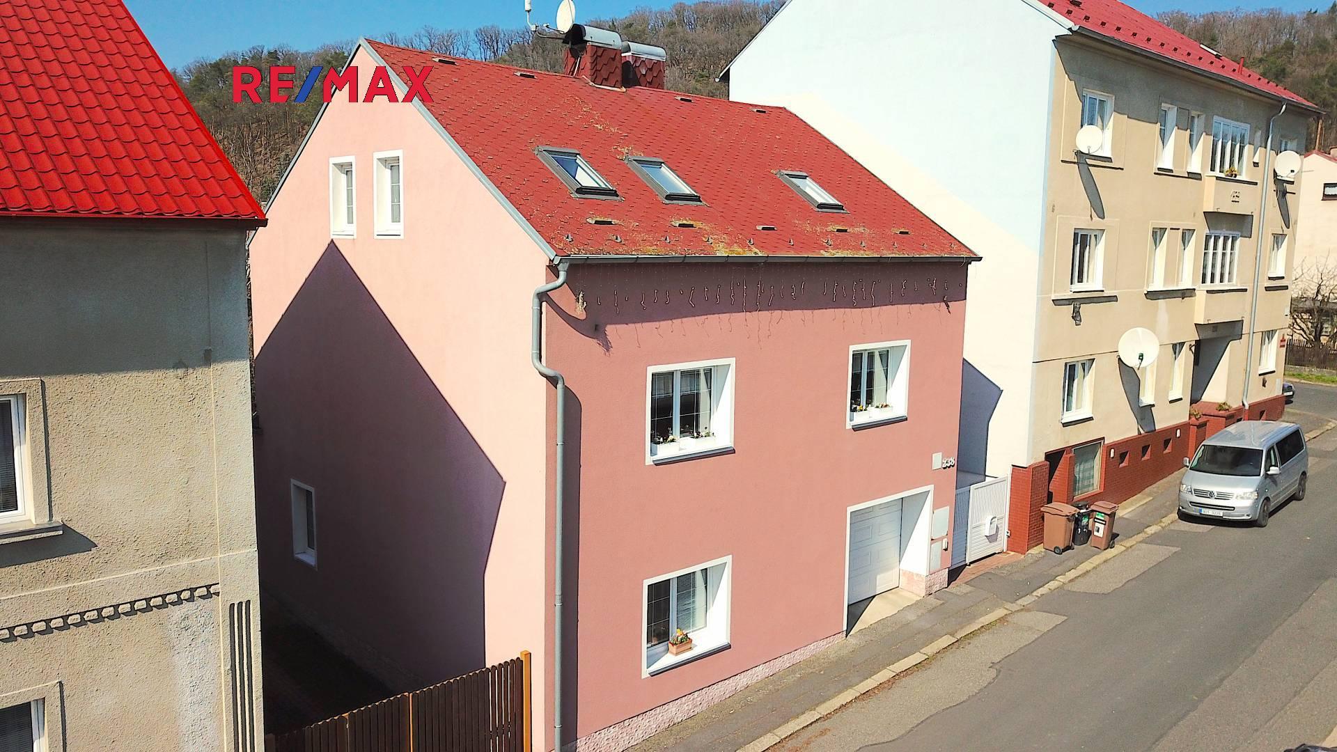 Vila, větší RD na prodej, Litvínov (Chudeřín)
