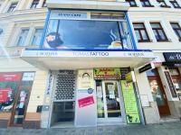 Pronájem obchodních prostor 84 m², Teplice