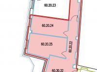 Pronájem kancelářských prostor 90 m², Praha 1 - Nové Město