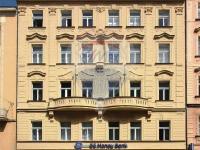 Pronájem kancelářských prostor 48 m², Praha 1 - Nové Město