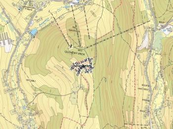 parc.č.206 - Prodej pozemku 14872 m², Kraslice