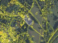 parc.č. 245/1 celková výměra 8.484m2, stavební cca 1.670 m2 - Prodej pozemku 14872 m², Kraslice