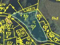 parc. č. 650/1, výměra 2.103 m2 - Prodej pozemku 14872 m², Kraslice