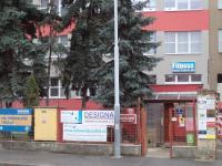 Pronájem kancelářských prostor 39 m², Praha 9 - Hloubětín