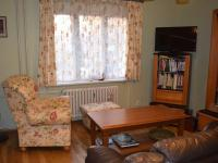 Obývací pokoj 3 (Prodej bytu 1+1 v osobním vlastnictví 49 m², Roztoky)