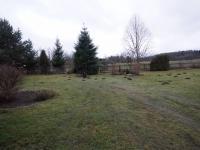 zahrada před domem - Prodej domu v osobním vlastnictví 120 m², Kamenice