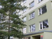 západní strana (Prodej bytu 2+kk v osobním vlastnictví 43 m², Praha 4 - Háje)