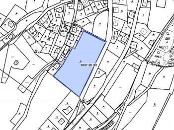 Prodej pozemku 6435 m², Kraslice