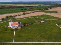 pohled na komplex - Prodej penzionu 927 m², Dlouhá Lhota