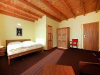 pokoj - Prodej penzionu 927 m², Dlouhá Lhota