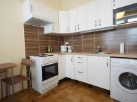 kuchyńká linka (Prodej bytu 2+kk v osobním vlastnictví 30 m², Praha 1 - Nové Město)