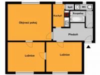 Prodej bytu 3+1 v osobním vlastnictví 77 m², Praha 4 - Krč