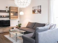 obývací pokoj (Prodej domu v osobním vlastnictví 80 m², Nehvizdy)
