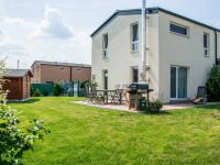 zahrada - celkový pohled (Prodej domu v osobním vlastnictví 80 m², Nehvizdy)