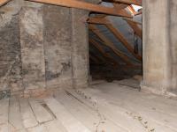 půda (Prodej domu v osobním vlastnictví 87 m², Zlonice)