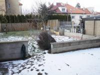 zahrada za domem (Prodej domu v osobním vlastnictví 218 m², Praha 6 - Břevnov)