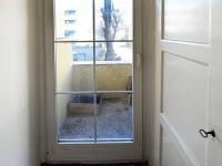 Balkon - Prodej bytu 2+1 v osobním vlastnictví 68 m², Praha 7 - Holešovice