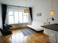 Prodej bytu 1+kk v osobním vlastnictví 28 m², Praha 5 - Smíchov
