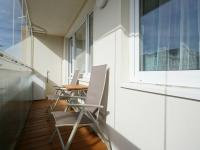 zasklená lodžie - Pronájem bytu 3+kk v osobním vlastnictví 87 m², Praha 4 - Krč