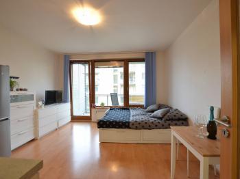 Prodej bytu 1+kk v osobním vlastnictví 35 m², Praha 9 - Hloubětín