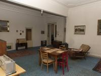 obývací pokoj - Prodej bytu 2+1 v osobním vlastnictví 101 m², Praha 5 - Smíchov