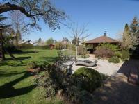 pohled do zahrady - Prodej domu v osobním vlastnictví 330 m², Měšice