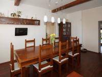 jídelna - Prodej domu v osobním vlastnictví 330 m², Měšice