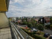 výhled z terasy - Prodej bytu 4+kk v osobním vlastnictví 99 m², Praha 5 - Stodůlky