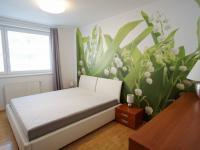 ložnice 1 - Prodej bytu 4+kk v osobním vlastnictví 99 m², Praha 5 - Stodůlky