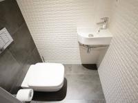 samostatné wc - Prodej bytu 4+kk v osobním vlastnictví 99 m², Praha 5 - Stodůlky