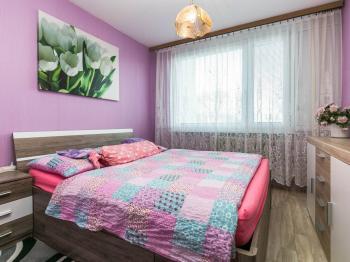 ložnice - Prodej bytu 3+1 v družstevním vlastnictví 69 m², Praha 4 - Chodov