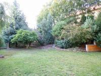 zahrada - Prodej domu v osobním vlastnictví 220 m², Praha 10 - Kolovraty