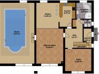 Prodej domu v osobním vlastnictví 280 m², Holubice
