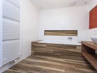 koupelna - Pronájem bytu 3+kk v osobním vlastnictví 105 m², Praha 3 - Strašnice