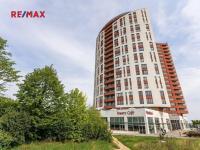 pohled na dům - Prodej bytu 3+kk v osobním vlastnictví 92 m², Praha 5 - Stodůlky