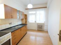 kuchyň - Pronájem bytu 2+kk v osobním vlastnictví 42 m², Praha 1 - Nové Město