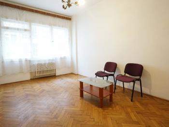 obývací pokoj - Pronájem bytu 2+kk v osobním vlastnictví 42 m², Praha 1 - Nové Město
