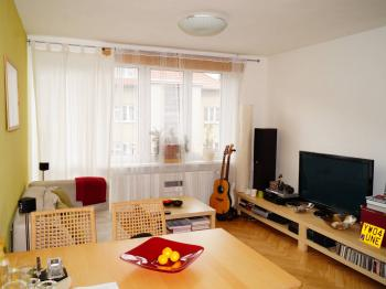 Pronájem bytu 1+kk v osobním vlastnictví 50 m², Praha 8 - Karlín