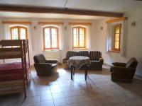 Obývací pokoj (Prodej chaty / chalupy 200 m², Lomnice nad Popelkou)