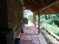 Krytá terasa (Prodej chaty / chalupy 200 m², Lomnice nad Popelkou)