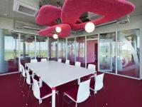 zasedací místnost (Pronájem komerčního objektu 2574 m², Zlatníky-Hodkovice)