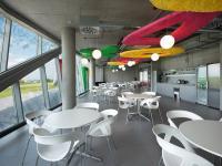 samoobslužná kantýna (Pronájem komerčního objektu 2574 m², Zlatníky-Hodkovice)