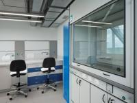 laboratoř (Pronájem komerčního objektu 2574 m², Zlatníky-Hodkovice)