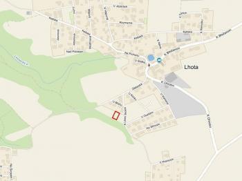 Prodej pozemku 856 m², Hvozdnice