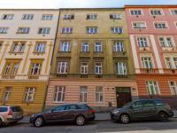 Prodej nájemního domu 500 m², Praha 8 - Libeň