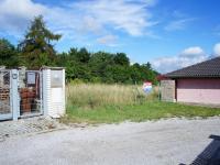 Vjezd (Prodej pozemku 1495 m², Březová-Oleško)