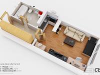 Prodej bytu 1+kk v osobním vlastnictví 35 m², Praha 4 - Kunratice