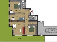 Prodej bytu 4+kk v osobním vlastnictví 110 m², Nupaky