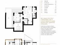 Prodej bytu 3+kk v osobním vlastnictví 99 m², Praha 6 - Břevnov